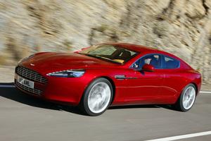 Η Aston Martin στην Ελλάδα